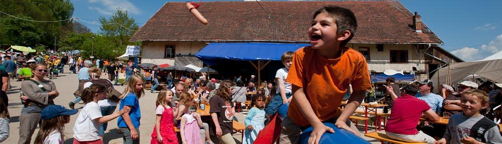 S'Phinxtfest in Heggelbach